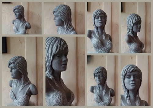 katyveline ruiz,sculpteur