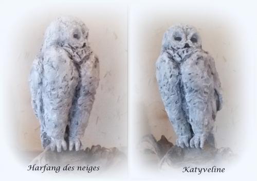 katyveline,sculpteur,animalier