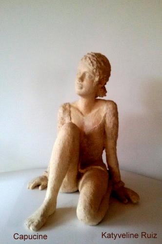 katyveline, katyveline Ruiz, sculpteur