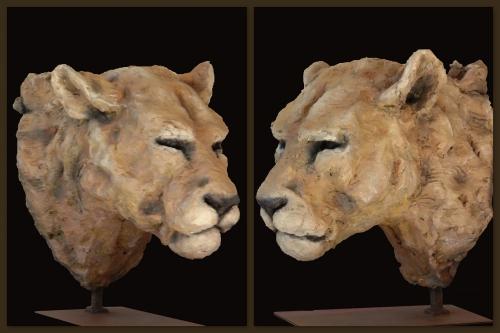 katyveline sculpteur animalier