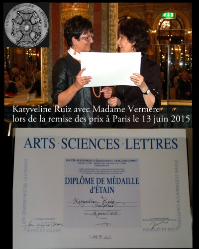arts sciences lettres, katyveline Ruiz