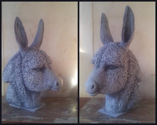 sculpteur animalier